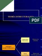 Teoria Estructuralista 1