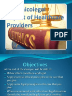 Legal Aspects and Ethics Ppt