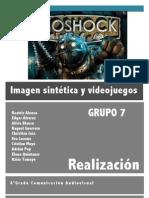 Trabajo videojuegos bioshock