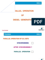 Diesel engine controls technical manual parallel operation sciox Gallery