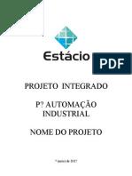 Modelo de Relatório PI