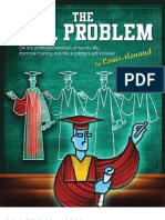 The PhD Problem