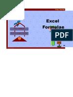 EXCEL Formulae 01