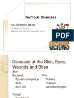 Diseases of the Skin, Eyes, Wounds