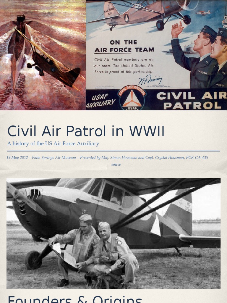 cap history powerpoint civil air patrol military. Black Bedroom Furniture Sets. Home Design Ideas