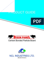 BISON PANEL Product Guide