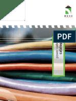 MESC Power Cable Catalogue