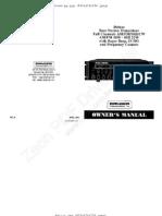 RCI-2980 Owners Manual