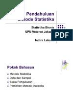 Pendahuluan Metode Statistika 120316075324 Phpapp01