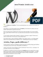 Guide Wordpress