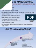 Unidad i Introduccion a Los Sistemas de Manufactura