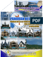 Panduan Kegiatan Perayaan HUT Ke - 50 PKB GMIM 2012 Di Rayon Bitung