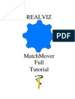 Tutorial Match Mover