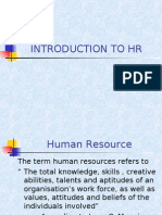 Introduction+to+HR