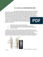 Studi kasus mikrobiologi Ostemyelitis