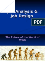 Job Analysis & Job Design