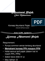 Akuntansi Pajak (Edisi Mahasiswa