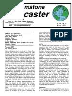 Gemstone Forecaster Spr 2012