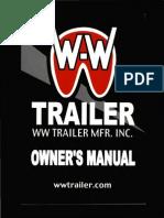 W-W Owners Manual