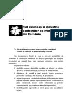 7.Full Business in Industria Confectiilor de Imbracaminte Din Romania