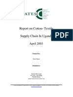 Cotton-Textile Supply Chain