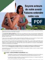 Mon Projet - Joelle PREVOT-MADERE & Nemea DAMAS - Legislatives 2012