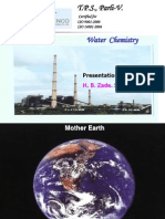 Power Plant Chemistry