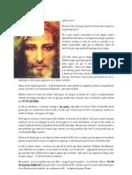 Digitación de Jesús.