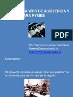 Plataforma Web y Pymes