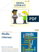 CyberWise Guide to Media Literacy