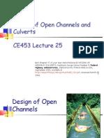 Open Channels