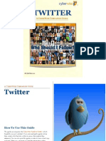 CyberWise Guide to Twitter