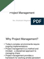 Project Management Complete Slides