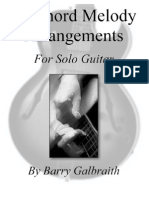 Barry Galbraith - Jazz Solo Guitar