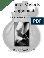 Barry Galbraith - Jazz Solo Guitar