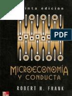Microeconomia y conducta