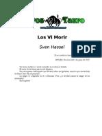 Hassel, Sven - Los Vi Morir