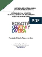 Premio Bienal de Artes Plasticas y Visuales Bta_2012
