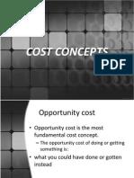 Economics Cost