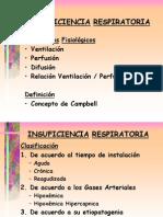 (32) Insuficiencia Respiratoria y SDRA