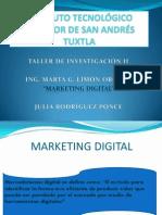 Investigacion Mark Digital