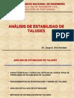 Analisis de Taludes