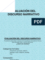 Clase 10 DISCURSO NARRATIVO (evaluación)