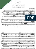 Bach Choral BWV642