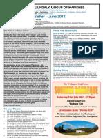 Parish Newsletter - June 2012