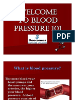 Blood Pressure 101