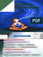 mecanica de ventilacion pulmonar