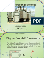 CME Diagrama Fasorial Del Transform Ad Or