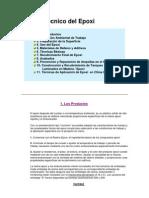 Manual Tecnico Del Epoxi