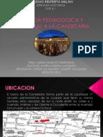 Centro Histórico, Turístico y Cultural La Candelaria